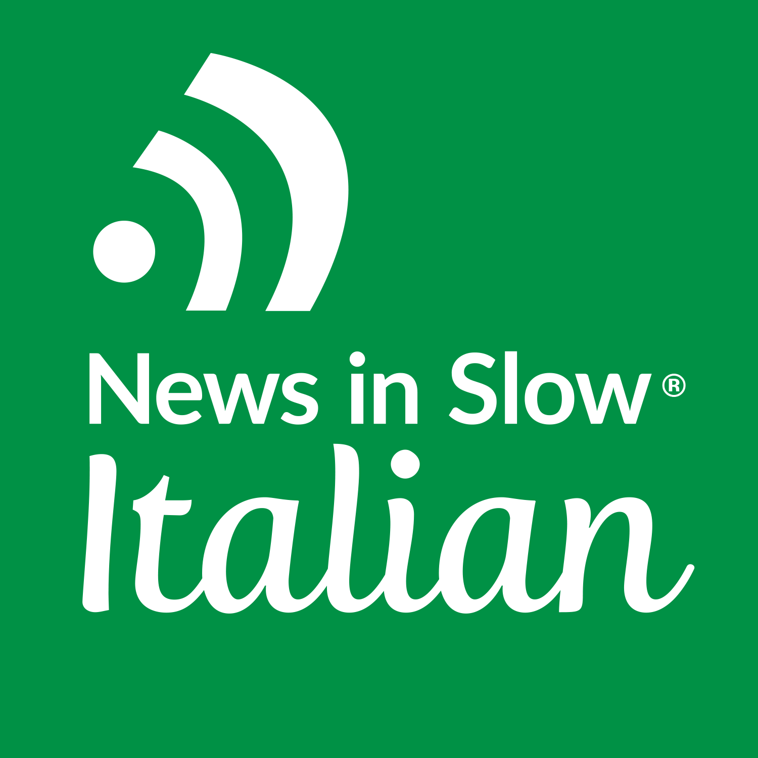 ITALIENSK slow news