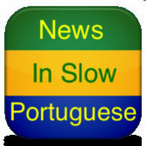 PORTUGISIISK news in slow portuguese
